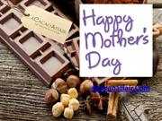 Mothers Day 2014 Gift Ideas -CHOCOLATE BARS