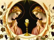 Jesus Christ in the Holy Eucharist is the Light of the World