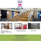 Acoustic Products | Panels | Movable Walls | Topakustik | Topperfo