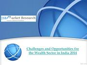 Challenges and Opportunities for the Wealth Sector in India