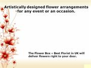 Flower Arrangements for any occasion