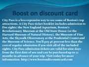 bost on discount card
