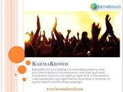 KarmaKrowd - Premium Crowdfunding IP Protection Service