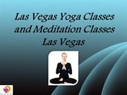 Las Vegas Yoga Classes and Meditation Classes Las Vegas