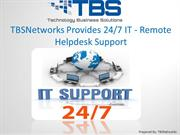TBSNetworks-Provides-24-7-IT-Remote-Helpdesk-Support