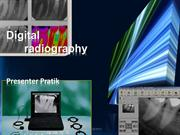 Digital Radiography in Dentistry Seminar by Dr Pratik