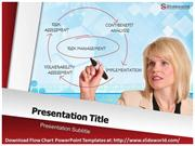 Flow Chart Powerpoint Template - Slideworld.com