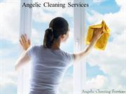 Angelic Cleaning Services