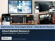 Global Digital Devices Technologies Market - Allied Market Reseaarch