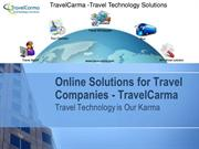 Software Solutions for Travel Companies