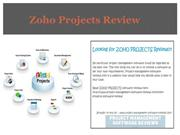 Zoho Projects Review - Best Project Management Software