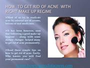 How to get rid of acne_with right_Makeup