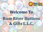 Rum River Buttons - Design Your Own Pinback Buttons