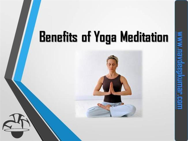 Benfits Of Yoga And Meditation