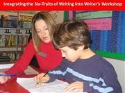 Integrating 6 Traits into Writer's Works
