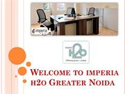 Beneficial commercial space from imperia h2o office suites, Call at