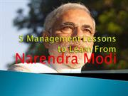 5 Management Lessons to Learn From