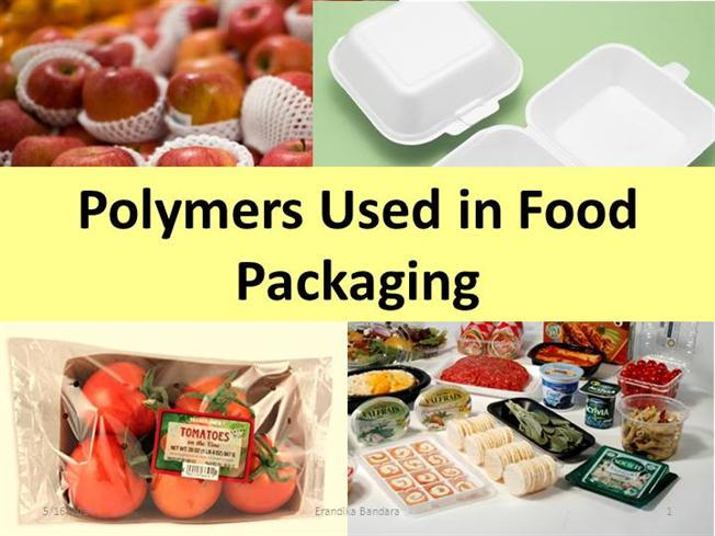 polymers used in food packaging |authorstream, Modern powerpoint