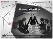 Annual Report Powerpoint Template - slideworld.com