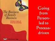 Family Business - Taking it to the next stage