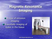 MAGNETIC RESONANCE IMAGING /orthodontic courses by IDA