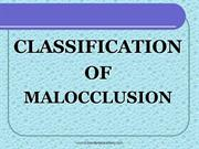 MALOCCLUSION /orthodontic courses by IDA