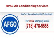 HVAC Air Conditioning Services