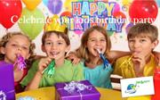 Celebrate your kids birthday party