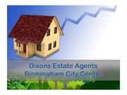 Dixons Estate Agents Birmingham City Centre