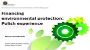 Financing environmental protection:Polish experience