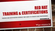 Red Hat Training & Certifications