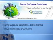 Travel Agency Software Solutions - TravelCarma
