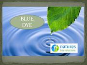 NBS BIRU – BLUE POND DYE