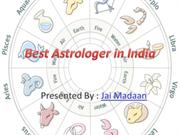 Jyotish Acharaya Jai Madaan is Best Astrologer in India
