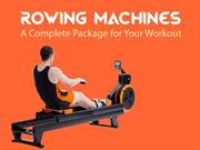 Gym & Fitness Equipment Australia - Rowing Machines - A Full Workout P