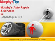 A leading Auto Repairs Service Provider In New York - Murphy's Tire