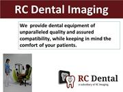 RC Dental Imaging - Dental Imaging Accessories