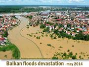 Balkan floods devastation - may 2014
