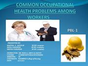OCCUPATIONAL HEALTH.PBL final copy