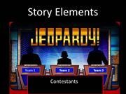 Jeopardy_Story Elements