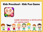 Kids Preschool - Kids Fun Game