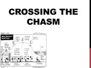 Crossing the Chasm  - Examples