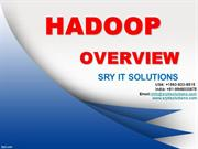 HADOOP ONLINE TRAINING | HADOOP PROJECT SUPPORT
