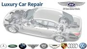 Luxury Car Repair and Services