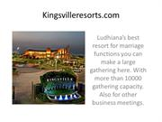 Resorts in ludhiana, Ludhiana resorts