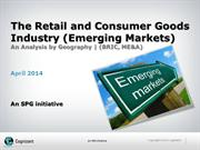 Retailer and Consumer Goods Performance Analysis_Emerging Markets