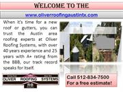 Roofing Contractor - Re-Roofing - Gutters Contractor In Austin