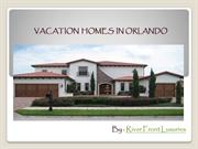 Luxury Homes For Rent In Orlando