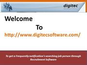 Free Recruitment Software To Manage Vacancies
