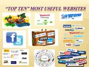 top internet sites by satish